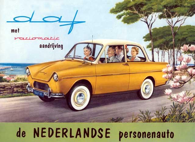 1966 daf 58-l