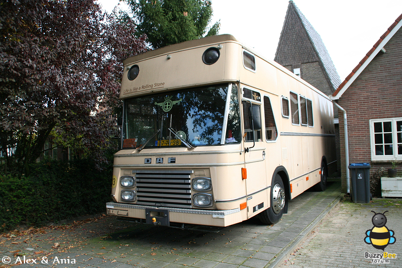 1966 DAF bus Driebergen