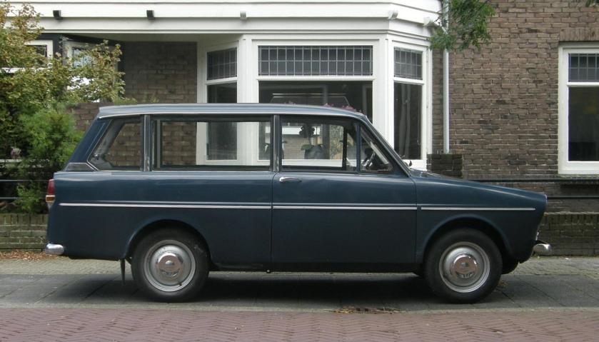 1966 Daf fodil Combi