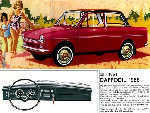 1966 Daf fodil