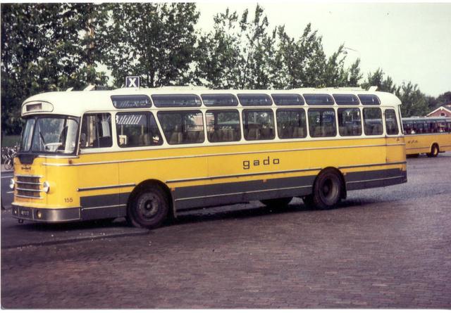 1966 DAF TB160DD530 met een carrosserie van Smit Appingedam uit gado155ex dam te Groningen