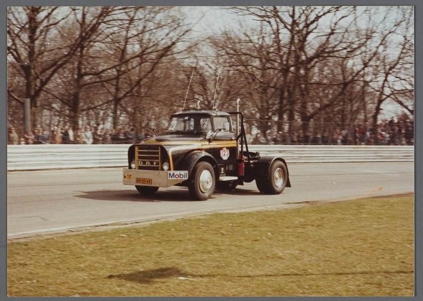 1966 DAF Torpedo Mobil Rallywagen