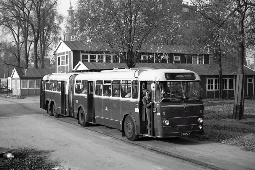1966 DAF Verheul verlengd