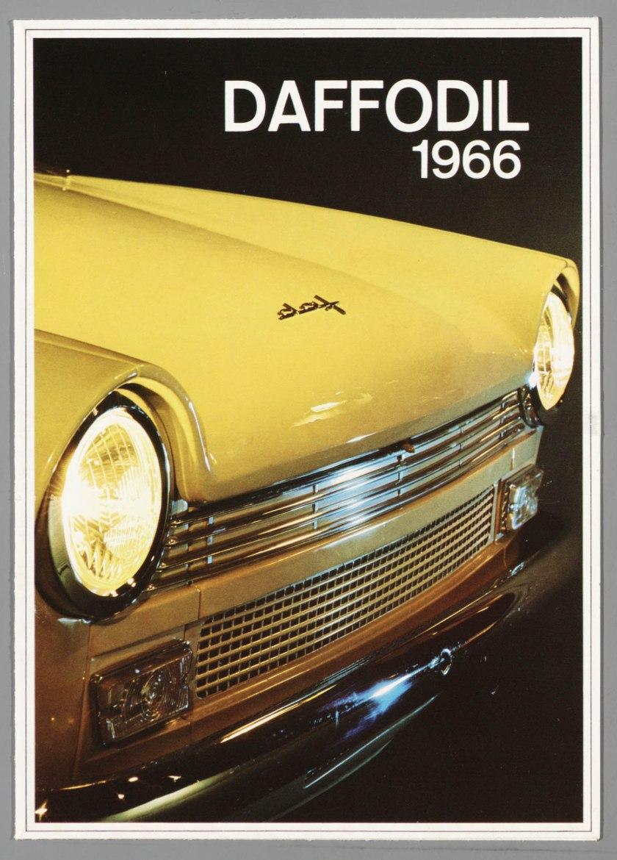 1966 DAFODIL 32 1966