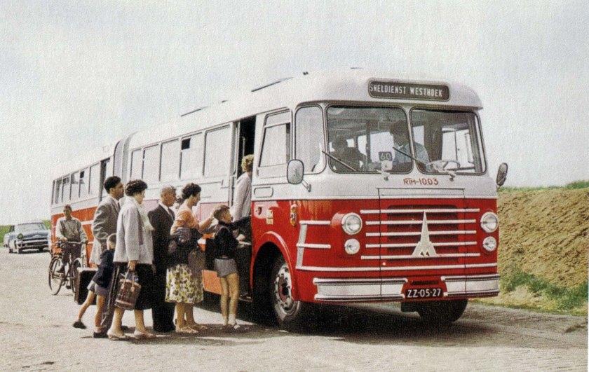 1966 Magirus Deutz 1003 Bontbekpluvier