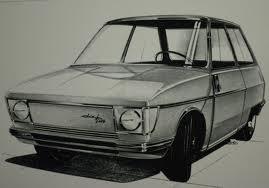 1966 OSI DAF City Prototekening