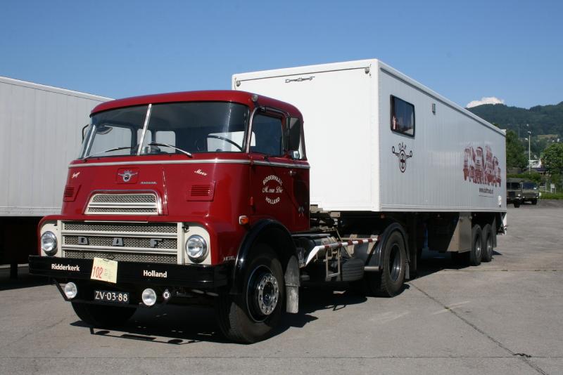 1967 DAF 2400DO