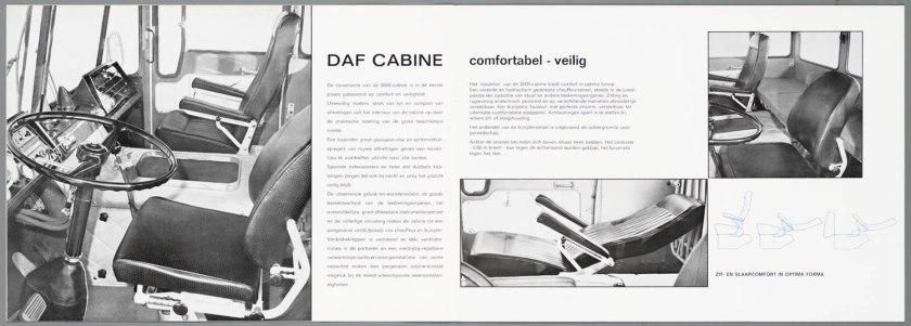1967 DAF 2600 c