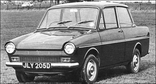 1967 DAF 32