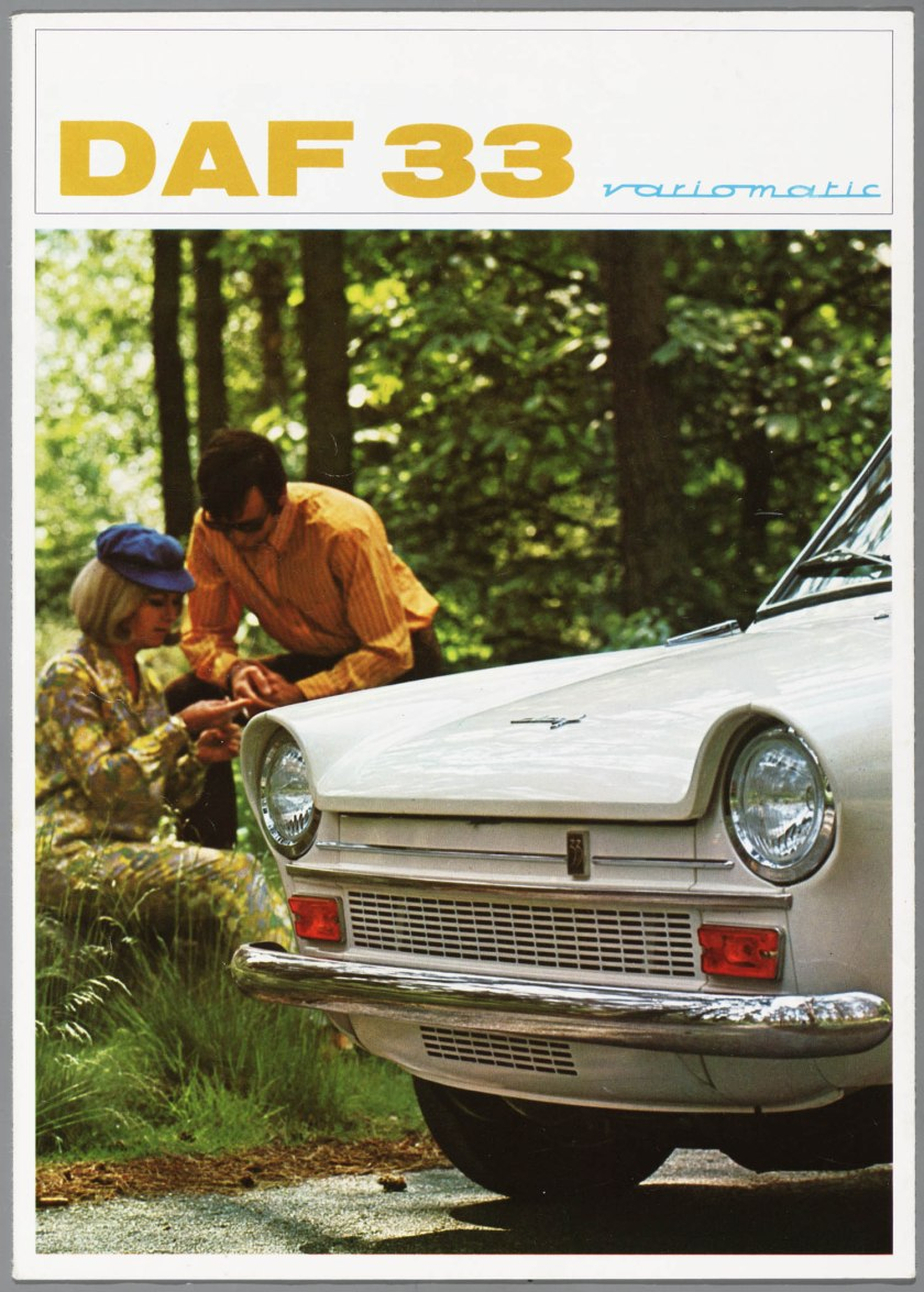 1967 DAF 33 a