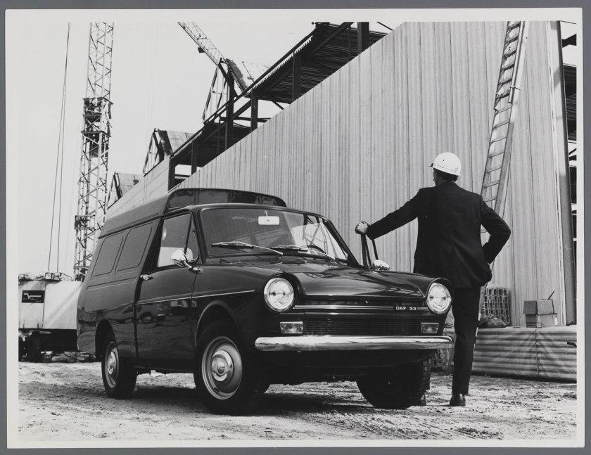 1967 DAF 33 Bestelwagen. a JPG