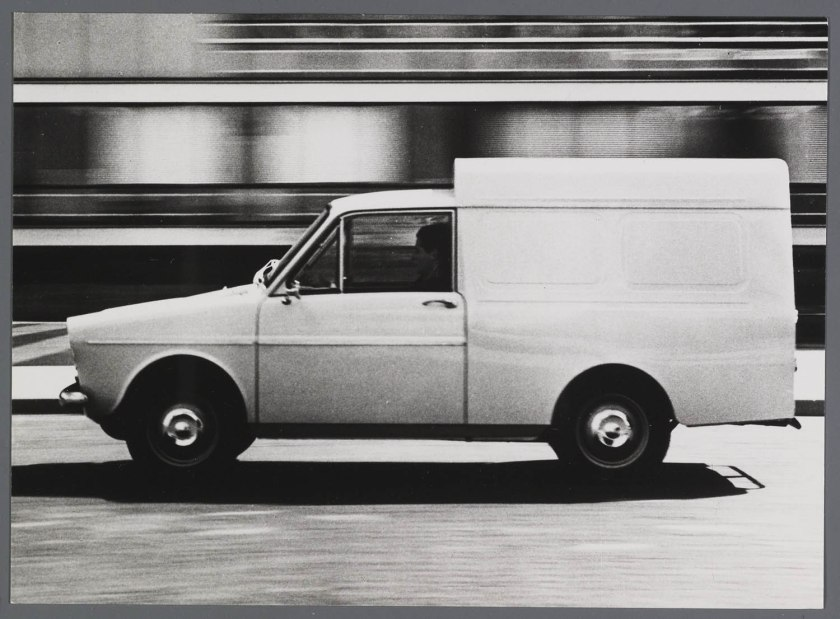 1967 DAF 33 Bestelwagen