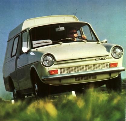 1967 Daf 33 Combi 11
