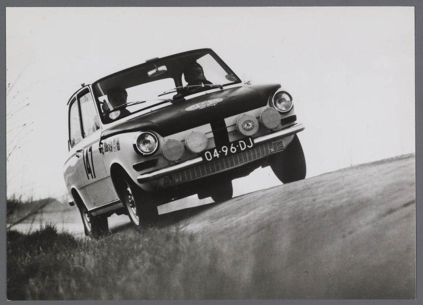 1967 DAF 44 rally