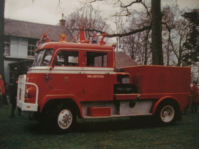 1967 DAF 4x4