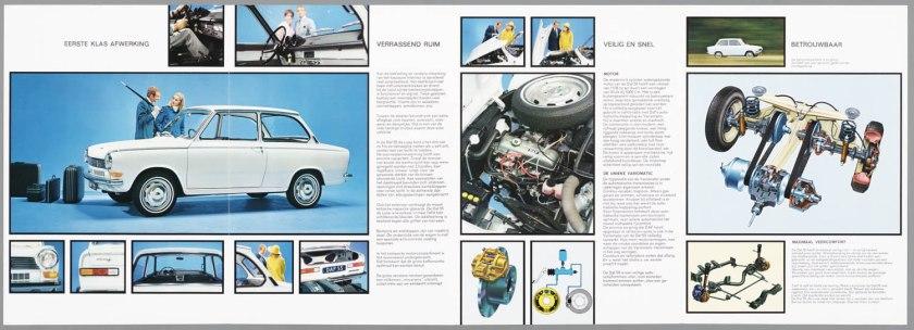 1967 DAF 55.b