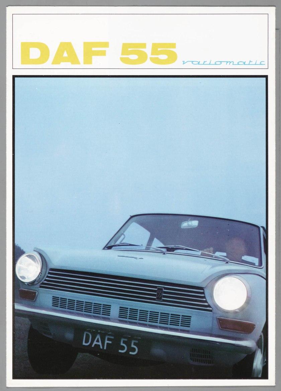 1967 DAF 55