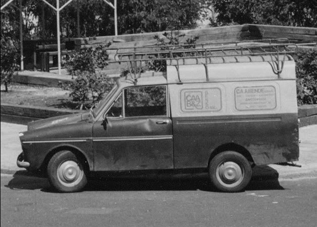 1967 Daf Bende