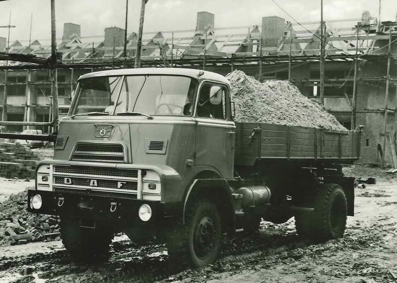 1967 DAF V 2400