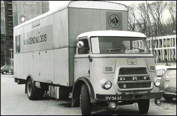1967 DAF van Gend en Loos