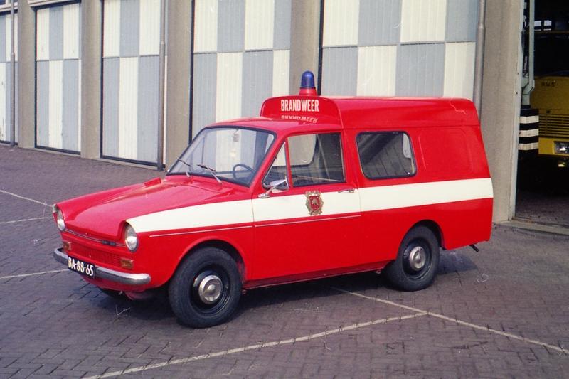 1968 Brandweer DAF Bestel