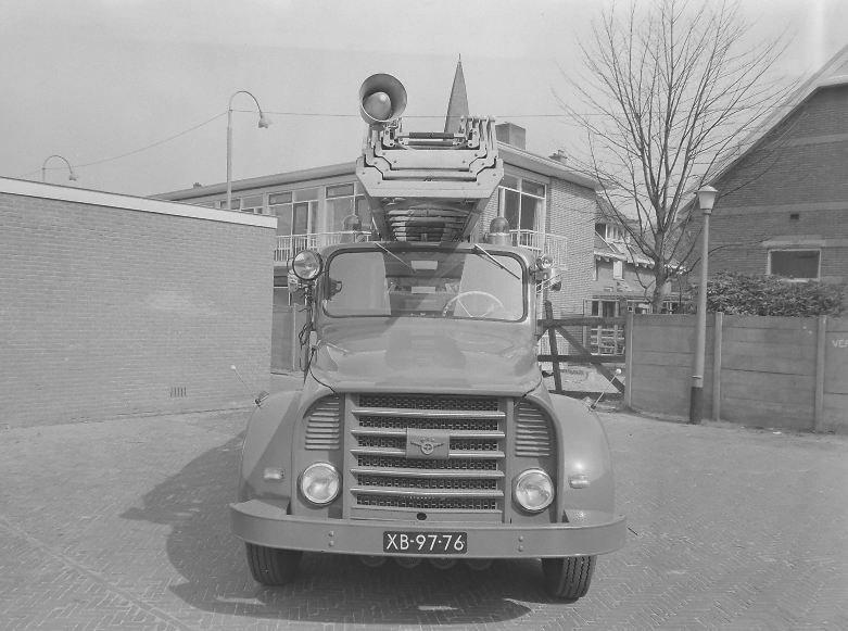 1968 daf 1 Torpedo