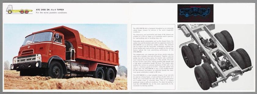 1968 DAF 2200-2400 series h