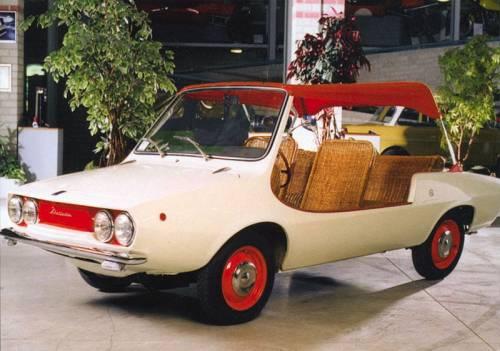 1968 Daf 24 500 Kini