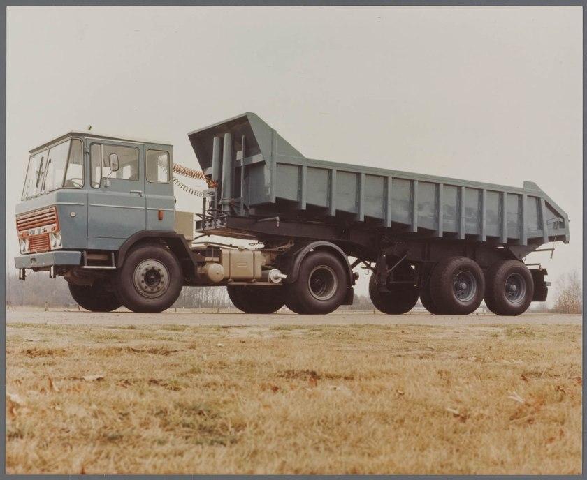 1968 DAF 2600 Trekker
