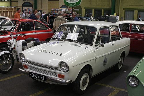 1968 Daf 33 Politie 50-69-ZH
