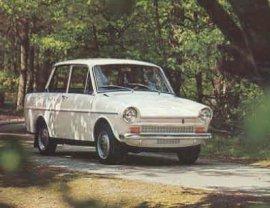 1968 DAF 33