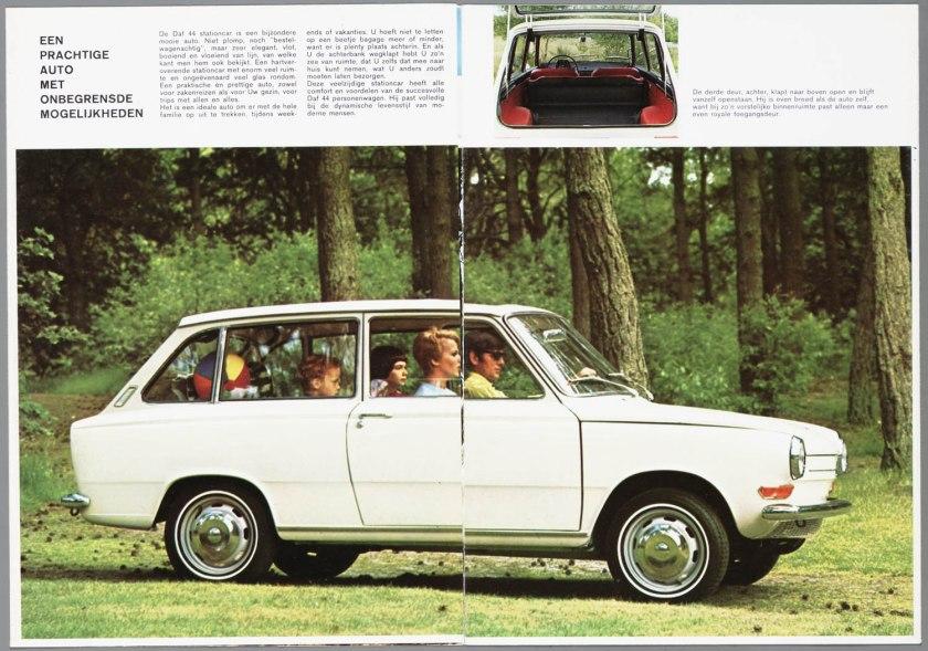 1968 DAF 44 Stationcar b