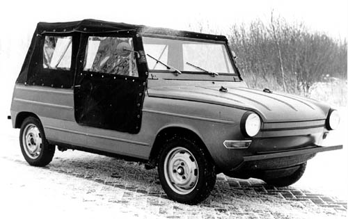 1968 DAF 44 YA 2