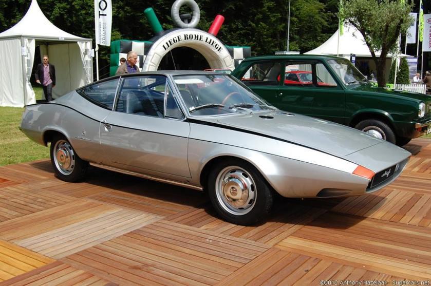 1968 DAF 55 Siluro Liege
