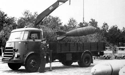 1968 DAF A 1100 1