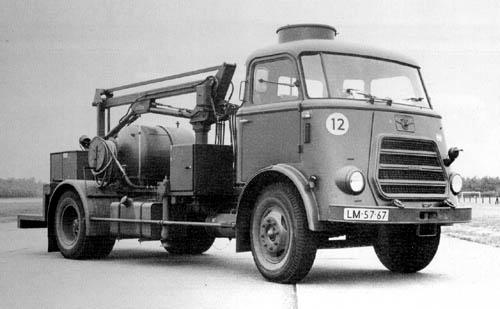 1968 DAF A 1600 2