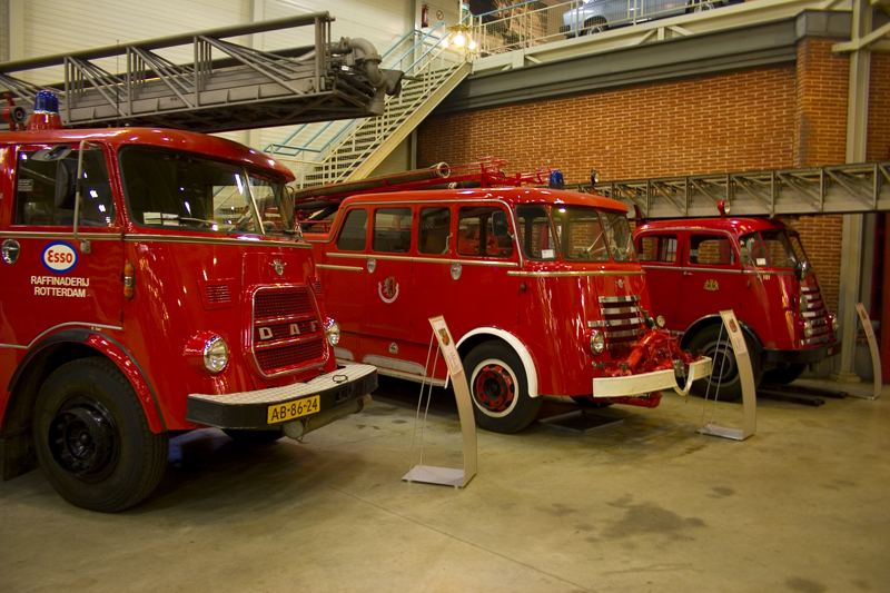 1968 DAF Firetrucks