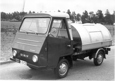 1968 Daf Pony-400 Haarlem