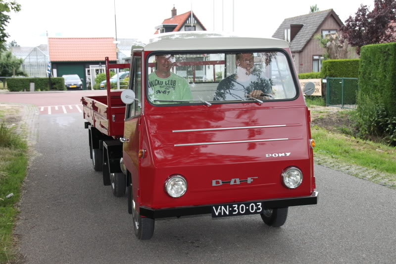 1968 DAF PONY Hensbroek 135