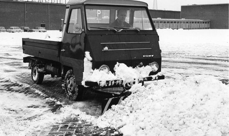 1968 DAF PONY