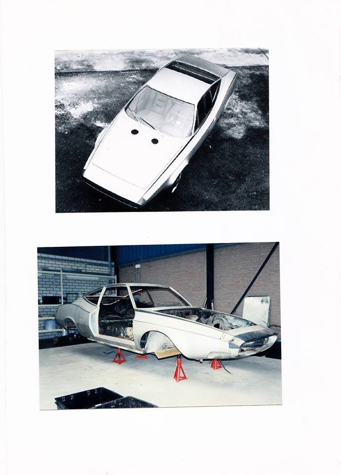 1968 DAF Siloru 2x