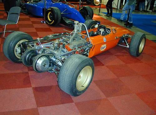 1968 DAF Tecno F3 500