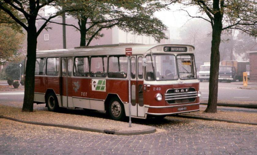 1968 DAF TET 249
