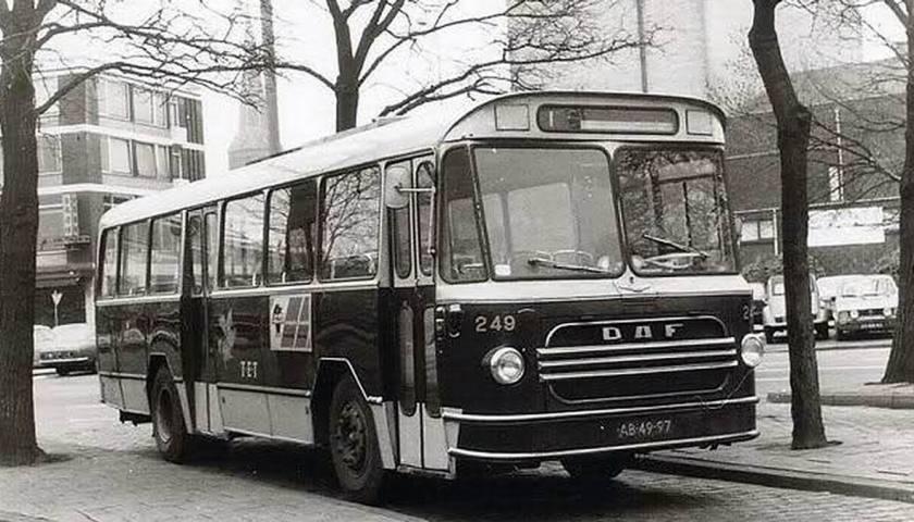 1968 DAF TET nr 249 AB-49-77