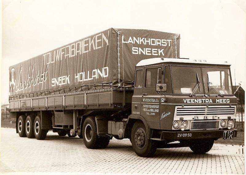 1968 DAF Veenstra Heeg