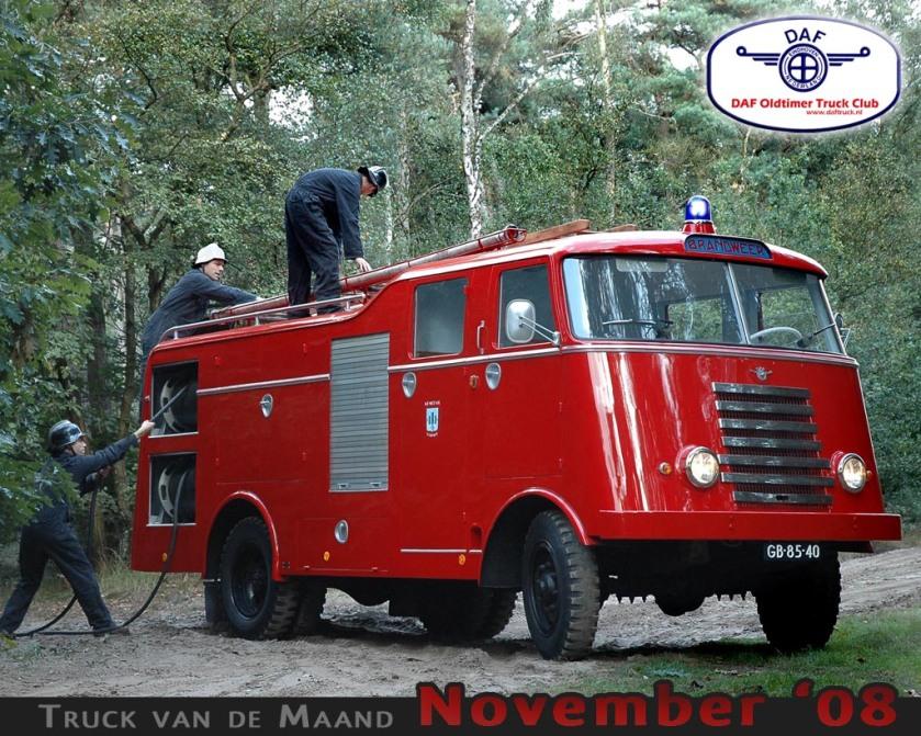 1968 Daf x