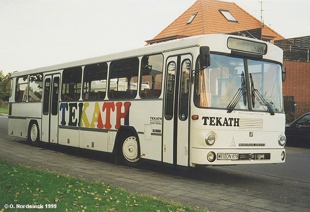 1971 Magirus 230 L 117 Überlandbus