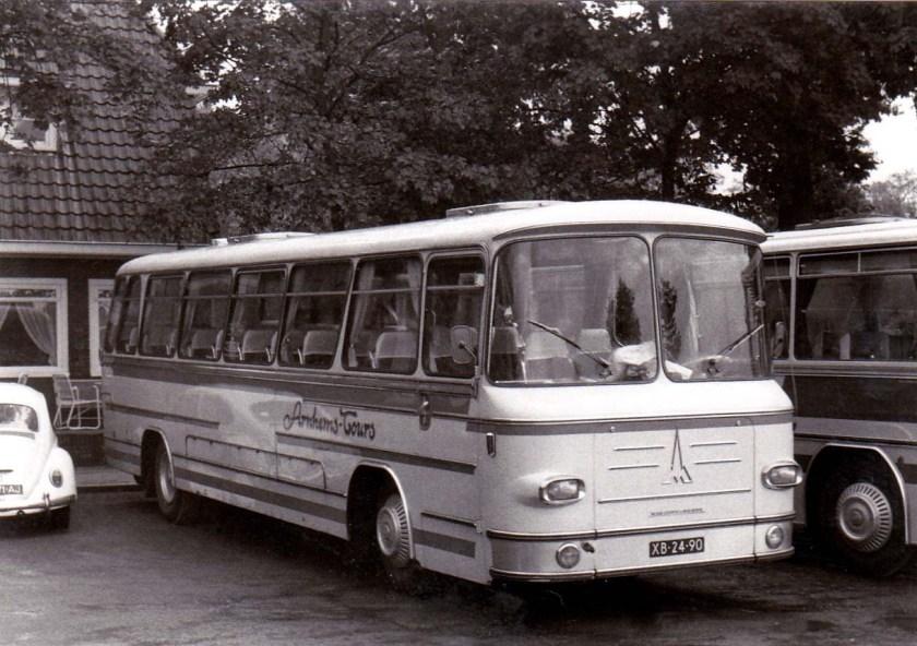 1971 Magirus Deutz arnhem tours 3