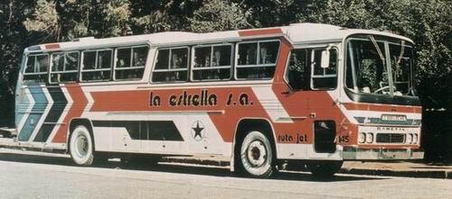1977 Magirus Deutz Cametal Nahuel , coche 145 de La Estrella
