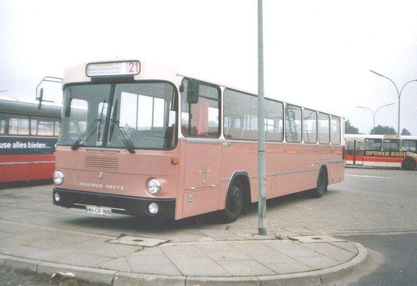 1978 magirus deutz 230 l 117
